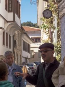 Φωτογραφικό υλικό απο την εκπαιδευτική εκδρομή του εργαστηρίου εκκλησιαστικών τεχνών στην Οχρίδα.