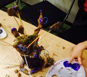 Το 1ο Εργαστήριο στο ΚΜΣΤ: Εργαστήρια «Φύση/ Όρια/ Υλικά 3»  Μύθοι Θρύλοι Ιστορίες