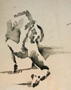 ΣΥΝΟΜΙΛΙΑ 20-Χρήστος Σκούρτης, Άγονες Γραμμές- Έκθεση στο Goose Cafe στον ποταμό Σακουλέβα της Φλώρινας
